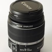 Lensa Canon 18-55 Mm Dslr 55-18 Mm