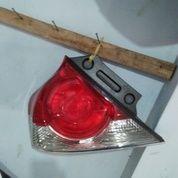 Stoplamp Brio Crome