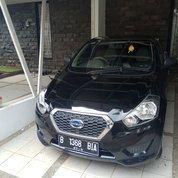 Nissan Datsun Go Panca+ 2014 Tangan Pertama