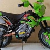 Motor Aki Mainan Anak Tipe Trail