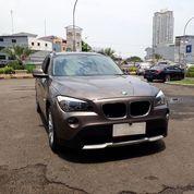 BMW X1 Executivr 2012 Coklat