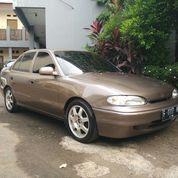 Hyundai Accent Cakra Manual Tahu 1997 Istimewa