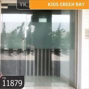 Kios Green Bay Apartemen, Pluit, Jakarta Utara, 8,19 M