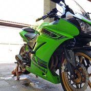 FS Kawasaki Ninja250R SE 2012 Modif Banyak Istimewa