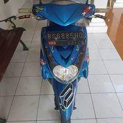 Motor Yamaha Mio Soul 2010 Plat Kota Pjak Jalan Motor Terawat Full Orisinil