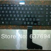 Keyboard Toshiba Satellite C850 L850 L855 S55 DOFF BLACK(NUMERIC)FRAME