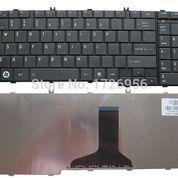 Keyboard Toshiba C650 L775 BLACK NUMERIC