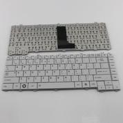 Keyboard Toshiba C600 L620 L740 L745 - White