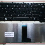 Keyboard Toshiba C600 C640 L745 - GLOSS BLACK