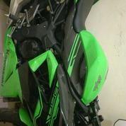 Kawasaki NinjaRr 250cc Tahun 2017