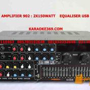 amplifier karaoke crimson ka 902