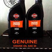 Genuine Engine Oil Sae 50