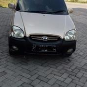 Hyundai Atoz Matic GLS 2001