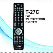 REMOTE TV T-27C