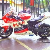 Mainan Anak Moto GP Mesin 4 Tak