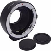 Electronic Lens Mount Adapter Meike Canon EF & EF-S Lens To Canon EOS M Camera