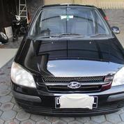 Hyundai Getz Matic 2004 Mulus