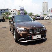 BMW X1 XLine Exe 2014 Coklat