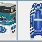 Perahu Karet Hydro Force Raft X2 65060 Portable Bestway Bahan Kuat Termurah