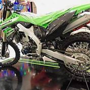 MOTOR Trail Kawasaki Klx BF 150cv Thn 2015