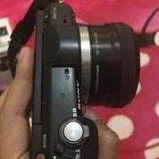 SECOND RASA ORI Kamera Mirrorless Sony A5000 Baru Beli 18 Okt 2017
