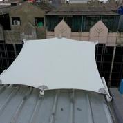Struktur Tenda Membrane