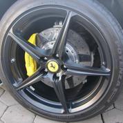 Ferrari F458 Italia Coupe ATPM Warna Putih 2012