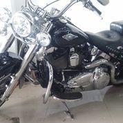 Harley Davidson Heritage Softail Black 2014