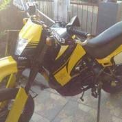 Motor Hyosung Bosowa Rx125 2005