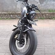 Yamaha Scorpio 5Bp-Z 25cc Thn 2006 Muluss