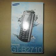 Hape Outdoor Samsung Xcover B2710 Badak Seken Mulus IP67 Certified