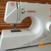 Mesin Jahit Pemula Butterfly Jhk 25a Portable Sinar Toko Tiga Jakarta Asemka Glodok