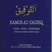 Kamus Attaufiq Arab Jawa Indonesia Amtsilati Amsilati