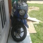 Yamaha X-Ride Warna Biru Tahun 2014