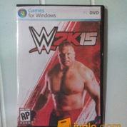 Dvd Game Pc Wwe 2k15