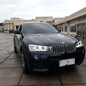 Bmw X4 Xdrive Idrive 2.8i Sport M Edition AT Black On Brown 2016