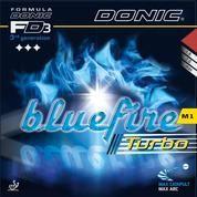 Karet Rubber Pingpong Tenis Meja Donic Bluefire M1 Turbo