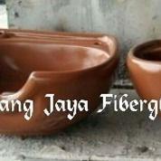 Washbak Fiber Coklat