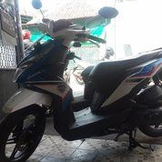 Honda Beat Digital 2016 Biru