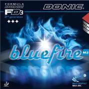Karet Rubber Pingpong Tenis Meja Donic Bluefire M2