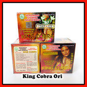Distributor Jamu Herbal King Cobra Original Murah