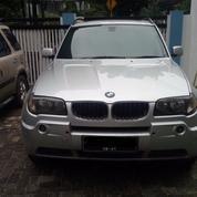 "BMW X3 Serie ""Limited Edition"" Th 2004 (Tangan Pertama)"