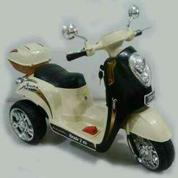 Motor Aki Mainan Anak Scoopy