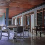 TANAH + BANGUNAN Untuk Hotel, Restoran, Dll. LUAS 648m2 Prawirotaman Jogja