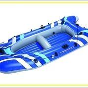 Perahu Karet + Pompa Hydro Force X2 Muat Untuk 2 Orang Bestway