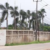 Tanah Cocok Untuk Gudang Di Jl Diklat Pemda Karawaci