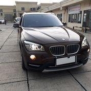 BMW X1 Xline 2013 AT Coklat