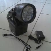 QINSUN ELM660 LED Senter Rechargable Spot Lamp Explosion Proof Jakarta Indonesia