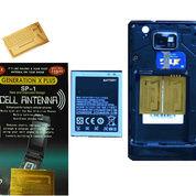 Stiker Penguat Sinyal Smartphone Original Generasi Kedua Terbaru