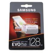 Samsung MicroSD EVO Plus 128GB CL10 With SD Adaptor
